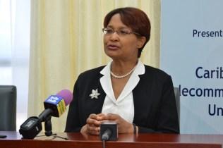 Secretary-General of the CTU, Bernadette Lewis