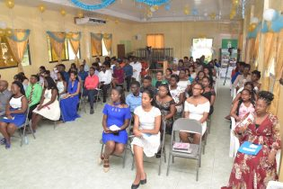 Scenes at the 15th Youth Leadership Training Programme closing ceremony