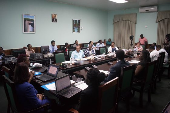Parliamentary Sectoral Committee on Foreign Relations