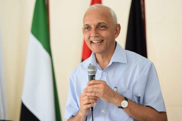 Minister of Communities, Ronald Bulkan