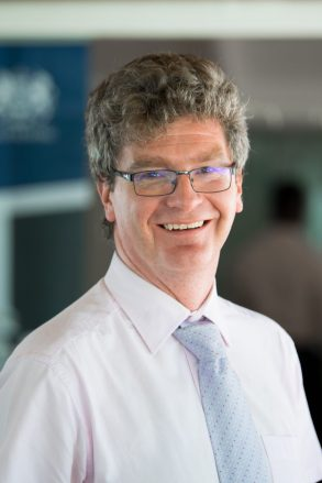British High Commissioner, Greg Quinn