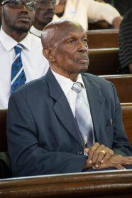 Former Mayor of Georgetown Hamilton Greene