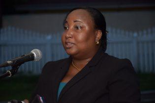 Director of Culture, Tamika Boatswain