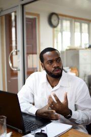 Resource Economist of the Caribbean Community Climate Change Centre (CCCCC), Donneil Cain