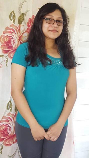 Yugeeta Kumar, CSEC 2nd top performer of Region Six