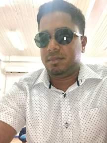 Meten-Meer-Zorg resident, Krish Kushial