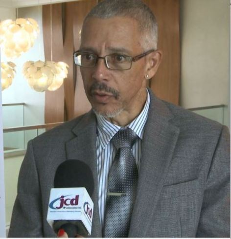 Minister of Business, Dominic Gaskin.