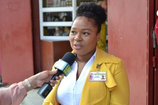 Consumer Affairs Officer, Feyona Paul