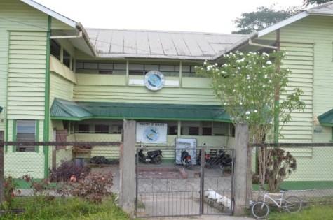 The Charles Roza School of Nursing in Linden, Region Ten.