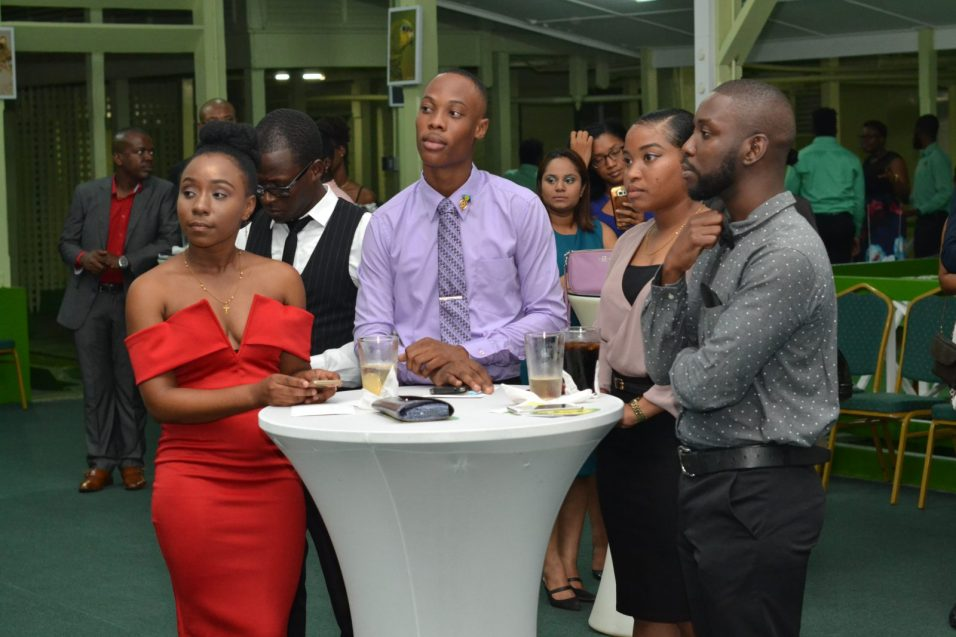 Participants of the inaugural National Youth Conference interacting and networking