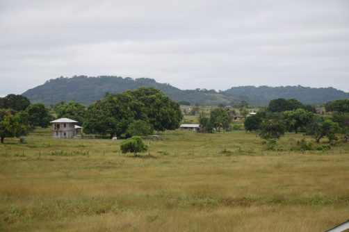 The Baishaidrum community where one of the wells will be drilled