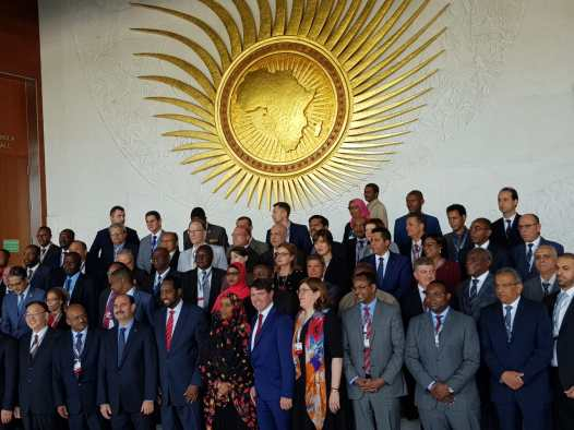 The Ministers holding Postal Portfolios around the world