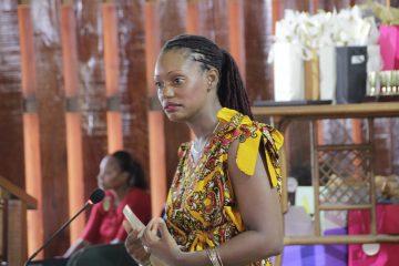 GECEP Coordinator, Ms. Quenita Walrond-Lewis