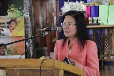 World Bank Representative, Ms. Hongyu Yang