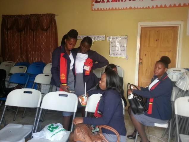 Trainee teachers preparing to assume duties as Contingency plan to be implemented in Region 10.