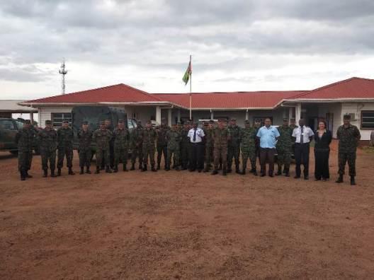 The Brazilian Battalion.