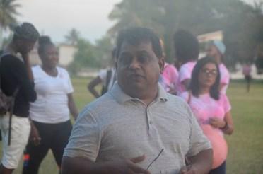 Medical Practitioner, Dr. Ganesh Shiv Kumar.