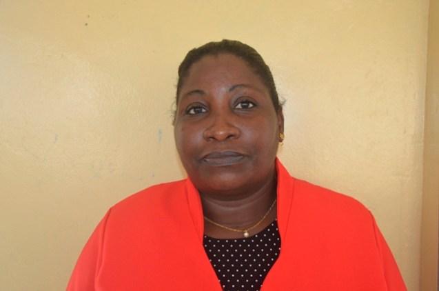 Vanessa Williams, Literacy Coordinator for Region Six.