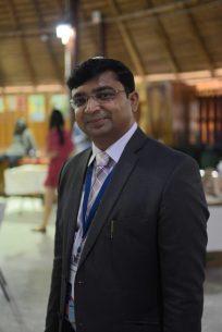 Kundra Kumar, India Representative