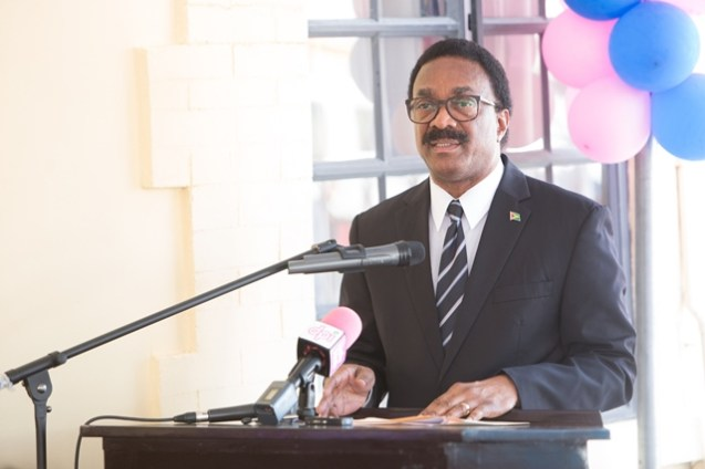 Attorney General and Minister of Legal Affairs Basil Williams.