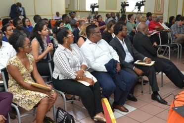 Operators in the tourism industry attended the first ever oil and gas and tourism forum.
