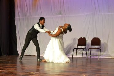 Some of the talent displayed at the National Secondary Schools Drama Festival held at the Theater Guild
