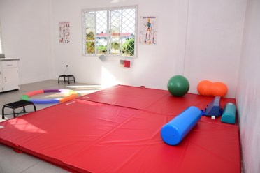 View of the areas within the Special Needs Centre.
