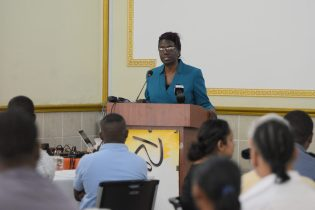 Permanent Secretary of the Ministry of Agriculture, Delma Nedd