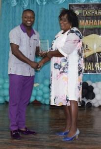Scenes from the DoE Region 5 awards ceremony.