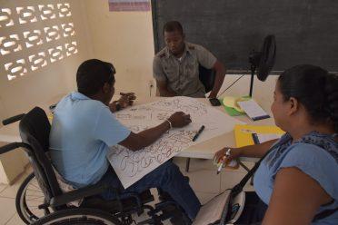 Forest Operators during the sensitisation workshop