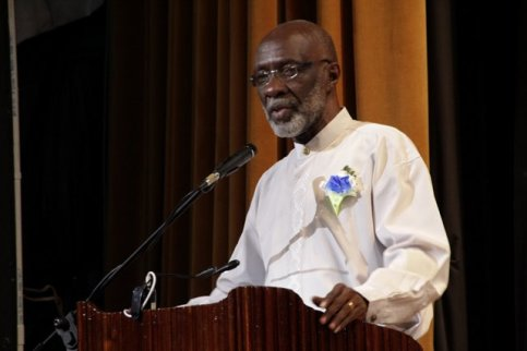 Chairman of the GTI/GITC Board of Governors, Mr. Vincent Alexander.