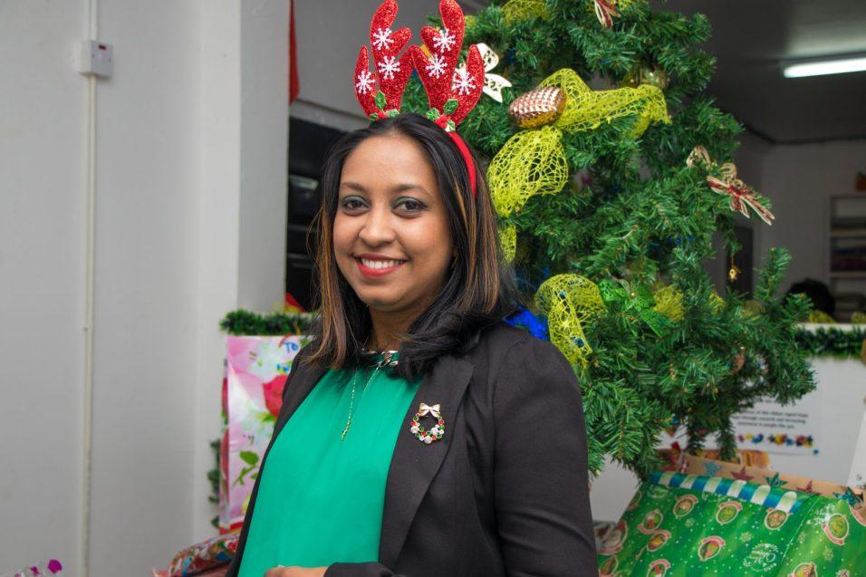 Natasha Jairam-Abai, Manpower and Recruitment Director, El Dorado Offshore Guyana
