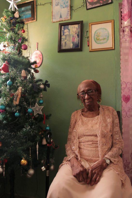 The Centenarian, Ada Robertson