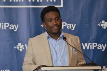 Chief Executive Officer of WiPay, Aldwyn Wayne.