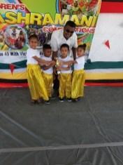 Scenes from the Region Three Nursery Children's Mashramani Competition.