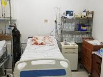 The new cardiac section at the Port Mourant Hospital.
