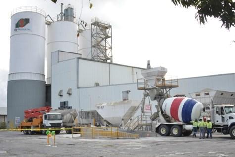 04042a83873c93 CEMEX opens new concrete plant – DPI Guyana