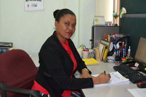 DOTS Coordinator of the National Tuberculosis Programme, Nicola Nero