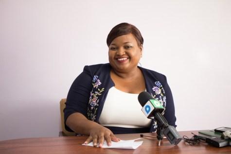 Deputy Director of Community Development, Donnel Bess-Bascom.