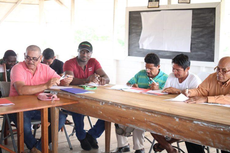 Participants of the workshop