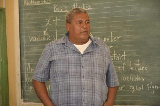 Toshao Eugene Issacs