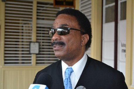 Attorney General and Minister of Legal Affairs, Basil Williams Sc.