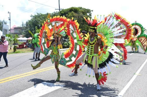 A 'Guyanese' Mashramani – Department of Public Information
