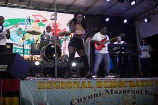Scenes during 2019 Junior Soca and Calypso competition finals