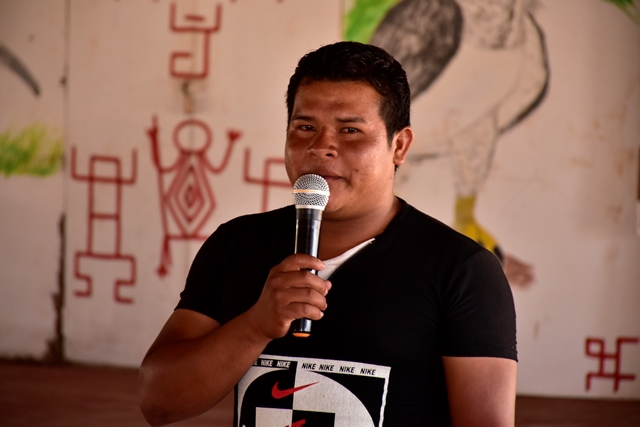 Entrepreneur, Darius Fernandes.