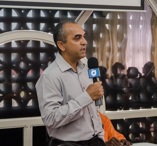 Managing Director, NFMU, Valmikki Singh