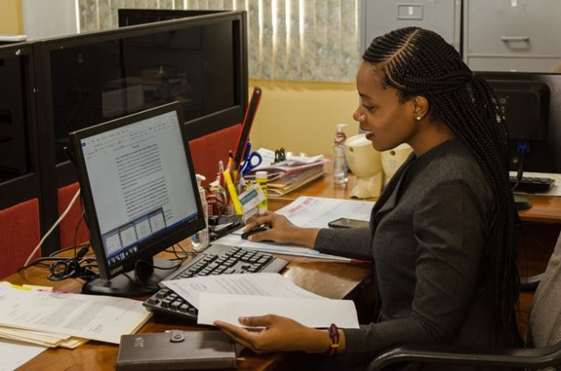 Attorney-at-Law Kezia Campbell-Erksine as she makes it happen.