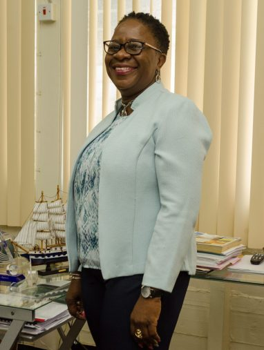 Director-General of MARAD, Claudette Rogers