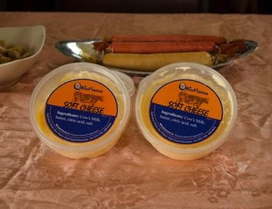 Team Blue Flame's Soft Cheese.