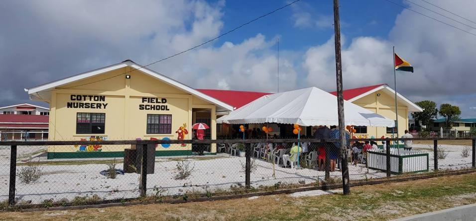 Cotton Field Nursery School